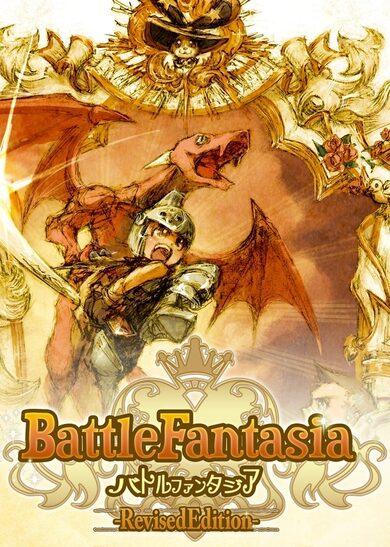 Battle Fantasia (Revised Edition) Steam Key GLOBAL