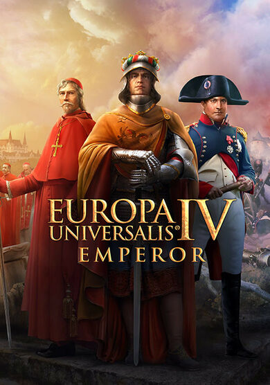 Europa Universalis IV: Emperor (DLC) Steam Key GLOBAL