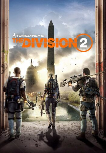 Tom Clancy's The Division 2 Uplay Key EUROPE