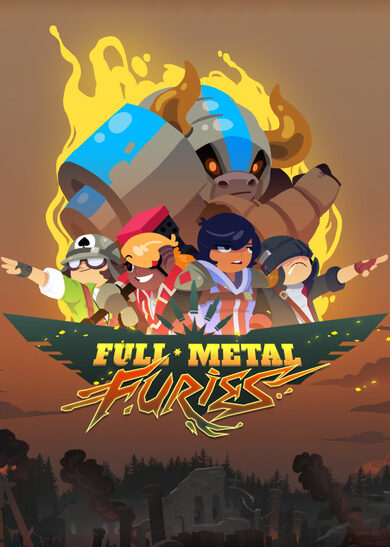 Full Metal Furies Steam Key GLOBAL