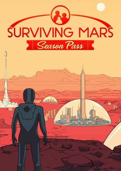 Surviving Mars - Season Pass (DLC) Steam Key GLOBAL