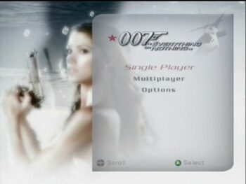 James Bond 007: Everything or Nothing Xbox for sale