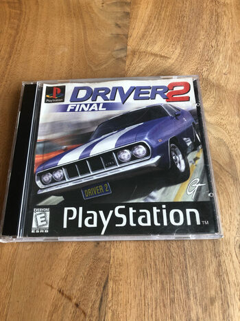 Driver 2 PlayStation