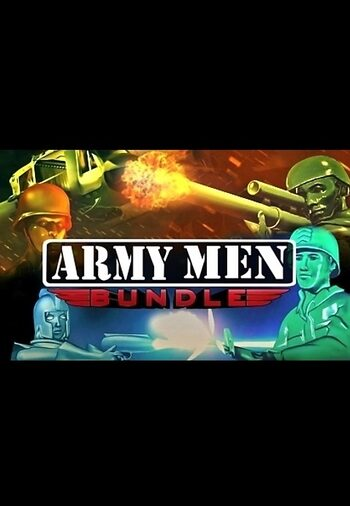 Army Men Bundle Steam Key GLOBAL