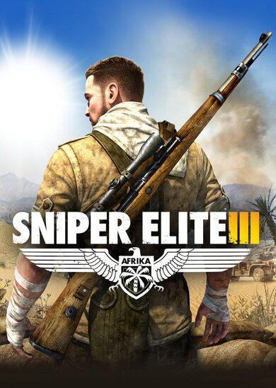 Sniper Elite III - Target Hitler: Hunt the Grey Wolf (DLC) Steam Key GLOBAL