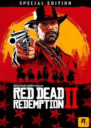 Red Dead Redemption 2: Special Edition Rockstar Games Launcher Código GLOBAL