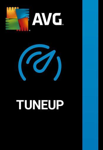 AVG PC TuneUp 3 Users 1 Year AVG Key GLOBAL