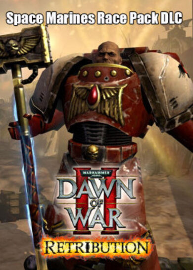 Warhammer 40,000: Dawn of War II - Retribution Space Marines Race Pack (DLC) Steam Key GLOBAL