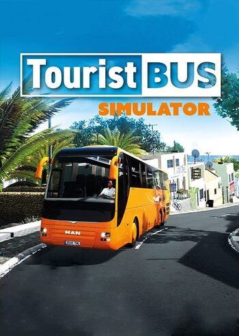 Tourist Bus Simulator Steam Key GLOBAL