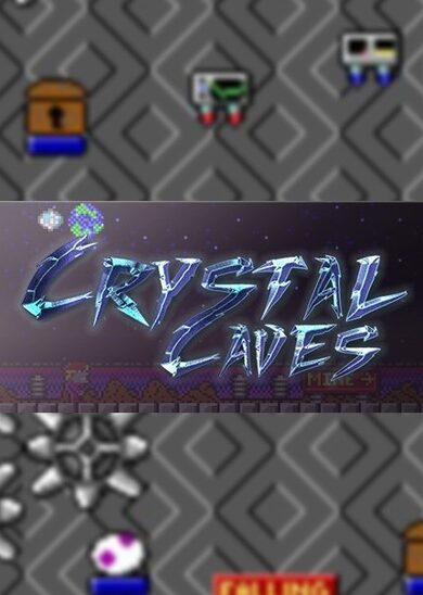 Crystal Caves Steam Key GLOBAL