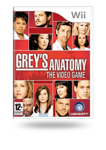 Grey's Anatomy: The Video Game Wii