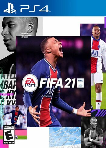 FIFA 21 - 12000 FUT Points (PS4) PSN Key UNITED STATES