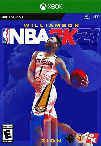 NBA 2K21 Next Generation (Xbox Series X) Xbox Live Key UNITED STATES