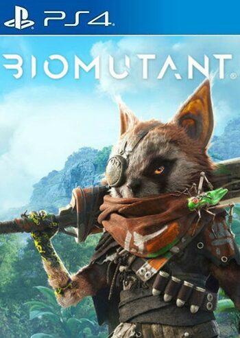 Biomutant (PS4) PSN Key UNITED STATES