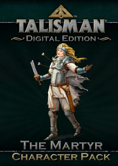 Talisman - Character Pack #5 - Martyr (DLC) Steam Key GLOBAL фото