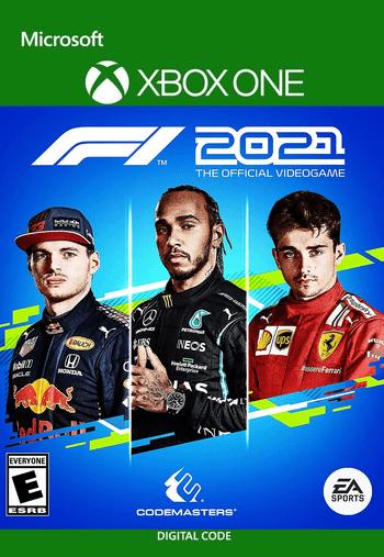 F1 2021 XBOX LIVE Key GLOBAL