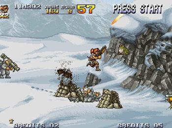 Get Metal Slug 4 Xbox