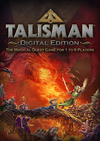 Talisman: Digital Edition Steam Key GLOBAL