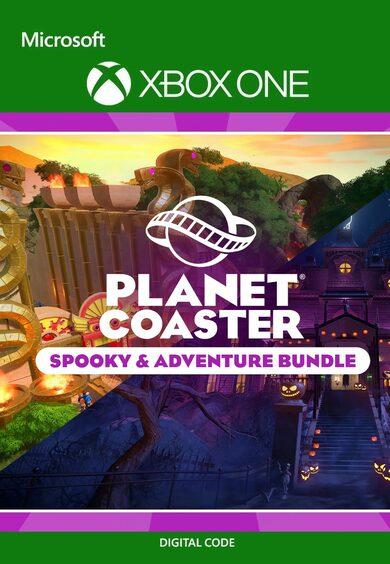 Planet Coaster: Spooky & Adventure Bundle XBOX LIVE Key ARGENTINA