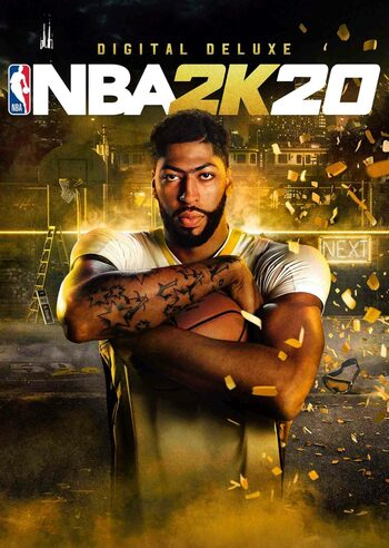 NBA 2K20 (Digital Deluxe Edition) Steam Key GLOBAL