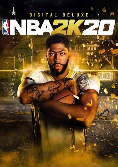 NBA 2K20 (Digital Deluxe Edition) Steam Key EUROPE