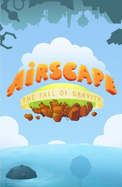 Airscape: The Fall of Gravity Steam Key GLOBAL