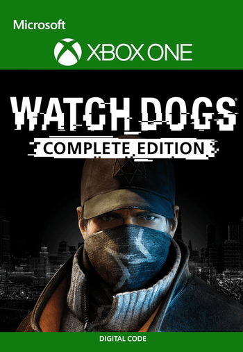 WATCH_DOGS Complete Edition XBOX LIVE Key UNITED STATES