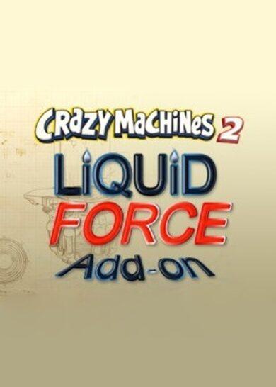 Crazy Machines 2: Liquid Force Add-on (DLC) Steam Key GLOBAL фото