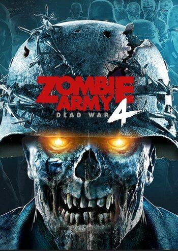 Zombie Army 4: Dead War Epic Games Key GLOBAL