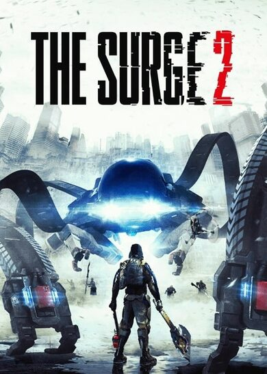 The Surge 2 Steam Clave GLOBAL