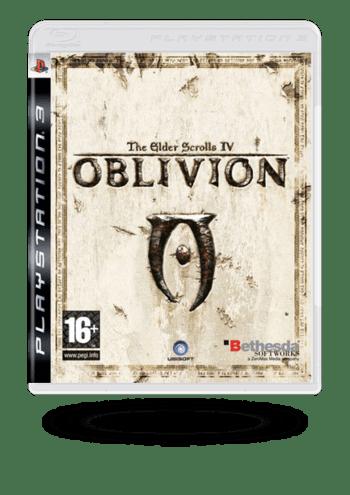 The Elder Scrolls IV: Oblivion PlayStation 3