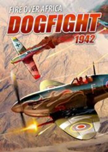 Dogfight 1942 - Fire Over Africa (DLC) Steam Key GLOBAL