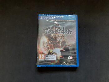 Toukiden: Kiwami PS Vita