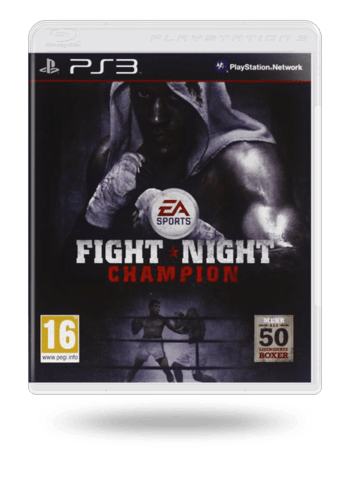 FIGHT NIGHT CHAMPION PlayStation 3