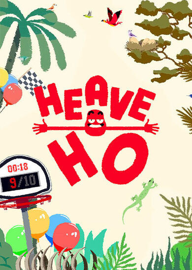 Heave Ho Steam Key GLOBAL