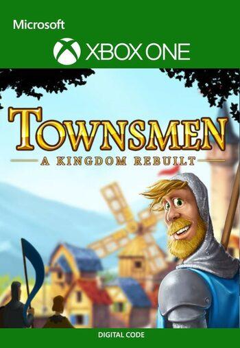 Townsmen - A Kingdom Rebuilt XBOX LIVE Key EUROPE