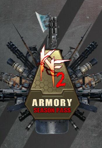 Killing Floor 2 - Armory Season Pass (DLC) Steam Key GLOBAL