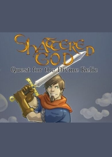 Shattered God: Quest for the Divine Relic Steam Key GLOBAL