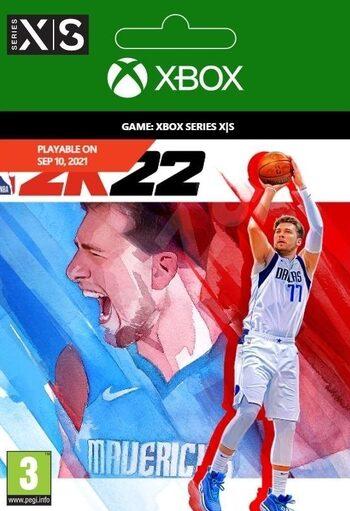 NBA 2K22 (Xbox Series X|S) Xbox Live Key GLOBAL