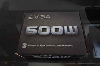 EVGA ATX 600 W 80+ PSU