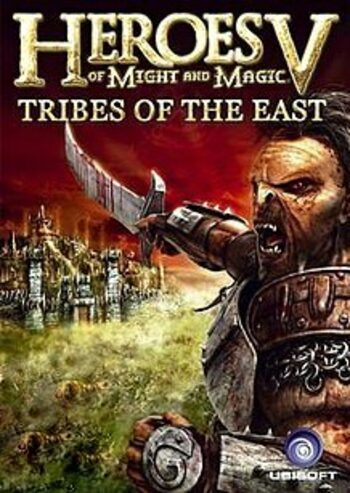 Heroes of Might and Magic V: Tribes of the East Expansion Uplay Key GLOBAL