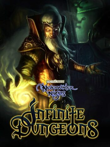 Neverwinter Nights: Infinite Dungeons (DLC) Steam Key GLOBAL