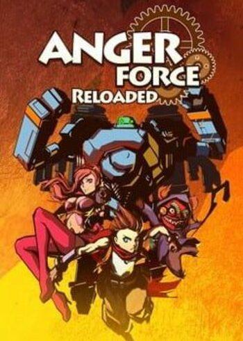 AngerForce: Reloaded Steam Key GLOBAL