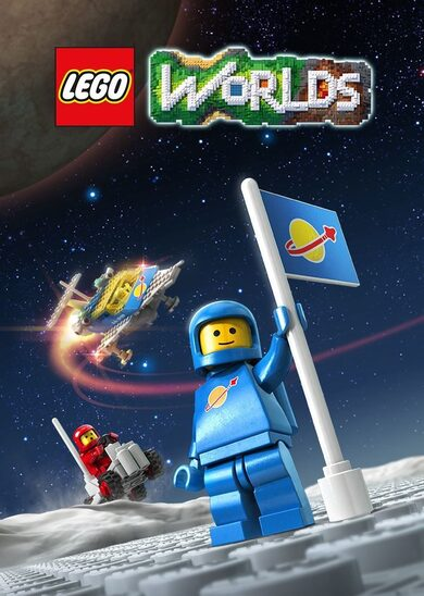 LEGO: Worlds - Classic Space Pack (DLC) Steam Key GLOBAL