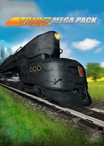Trainz: A New Era - Mega Pack (DLC) Official Website Key GLOBAL