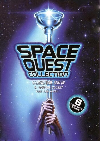 Space Quest Collection Steam Key GLOBAL