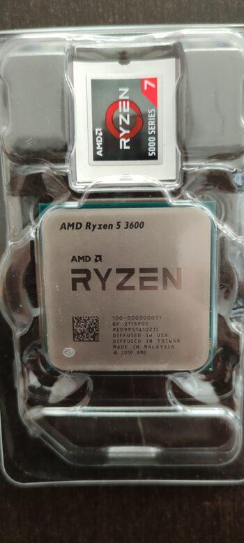 AMD Ryzen 5 3600 3.6-4.2 GHz AM4 6-Core CPU