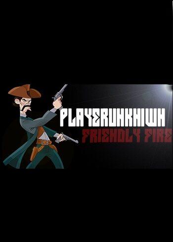 PLAYERUNKN1WN: Friendly Fire Steam Key GLOBAL