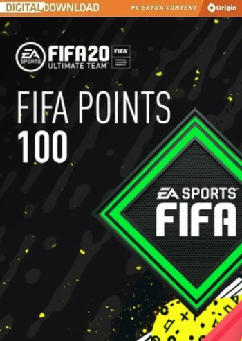 FIFA 20 - Clave 100 FUT Points Origin Key GLOBAL