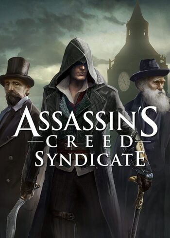 Assassin's Creed Syndicate - The Darwin and Dickens Conspiracy (DLC) Uplay Key GLOBAL